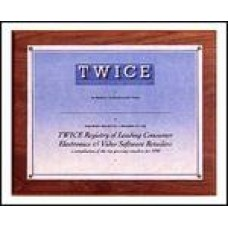 Photo or Certificate plaque